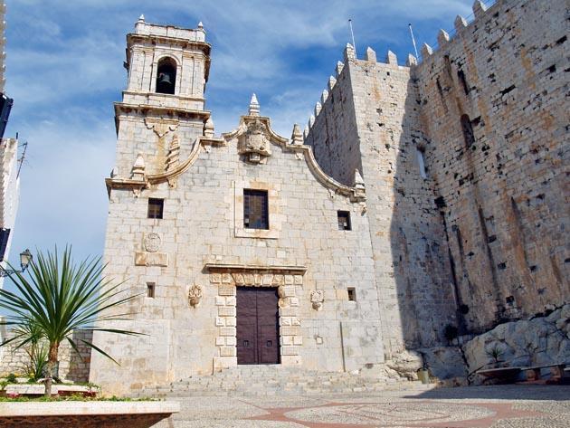 Ver Visite el Casco Antiguo de Peñíscola